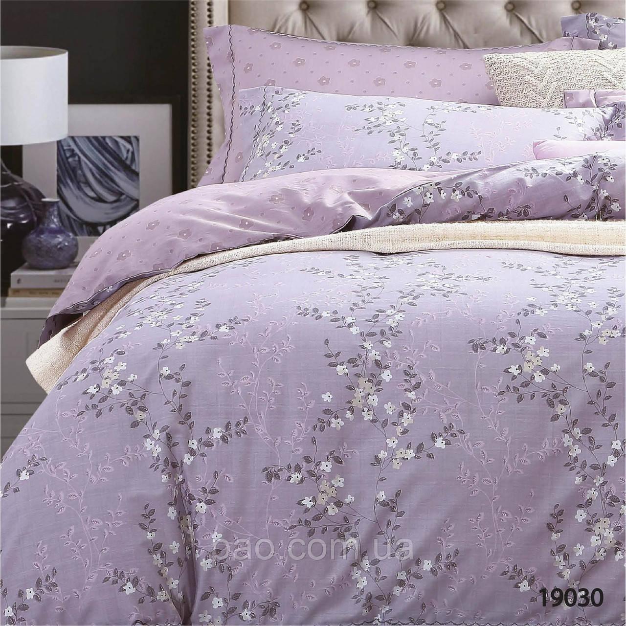 Постельное белье Лаванда, ранфорс, 2-спальный набор