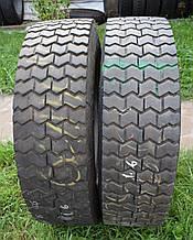 Грузовые шины б/у 215/75 R17.5 Continental LDR 1, пара
