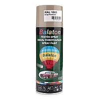 Фарба Balaton 1001 бежева 400ml