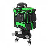 Лазерный Уровень Нивелир HILDA 3D - 12 Линий Laser Level green (LS082), фото 7