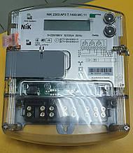 Лічильник багатобарифний NIK 2303.AP3T.1400MC.11