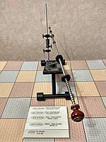 Набор для заточки ножей № 7 . Устройство для заточки,  бруски из оксида алюминия.