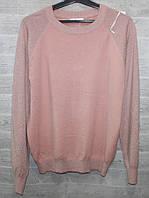"""Кофта женская кашемировая с бантиками на спине, размеры S-XL """"ANNE"""" недорого от прямого поставщика, фото 1"""