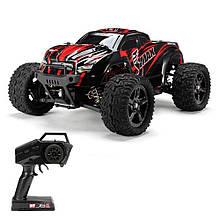 Машина монстр трак на радиоуправлении REMO HOBBY S max RH1631 4WD 1:16 Полный привод Красный (1631Red)