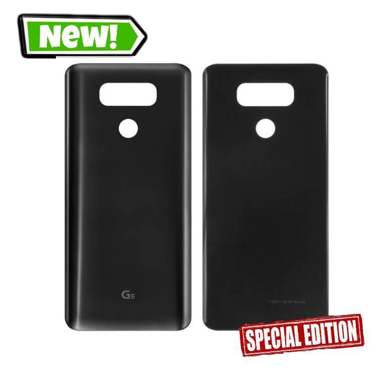 Задня кришка LG H870/H870K G6 Чорний