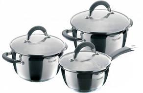 Наборы посуды Rondell RDS-341Flamme с крышкой 1,3л + 3,2л + 5,7л (5900965)