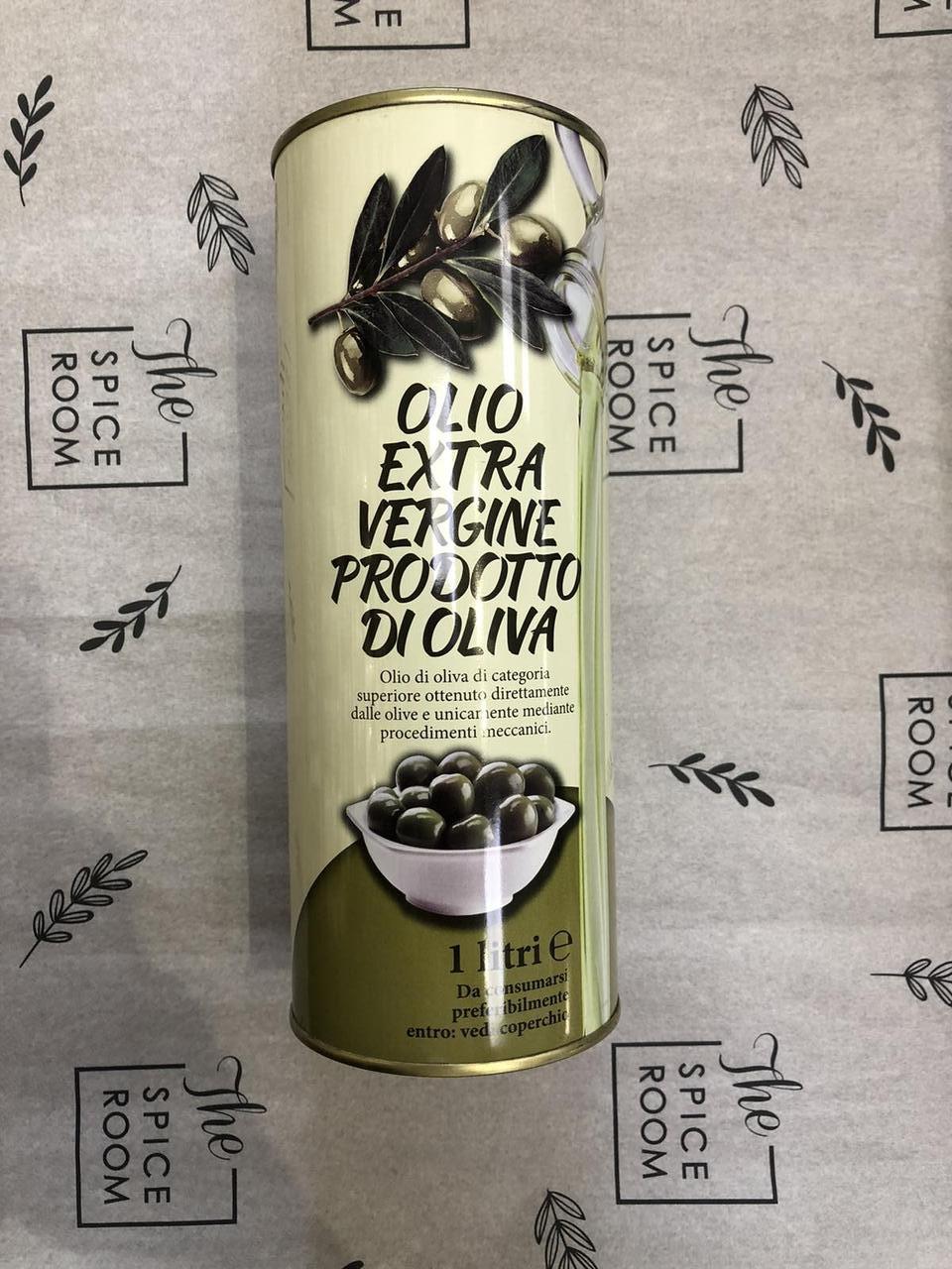 Масло оливковое 1 л / Италия