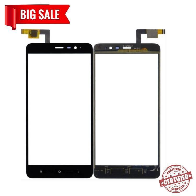 Сенсор (тачскрін) для Xiaomi Redmi Note 3 Pro SE (Special Edition) чорний