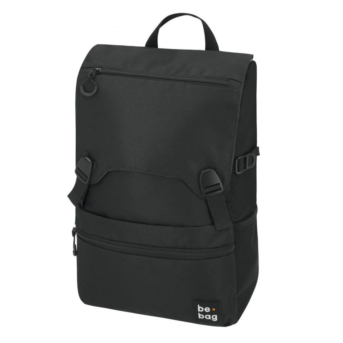 Рюкзак Herlitz be.bag be.smart Black чорний