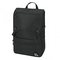 Рюкзак Herlitz be.bag be.smart Black чорний, фото 1