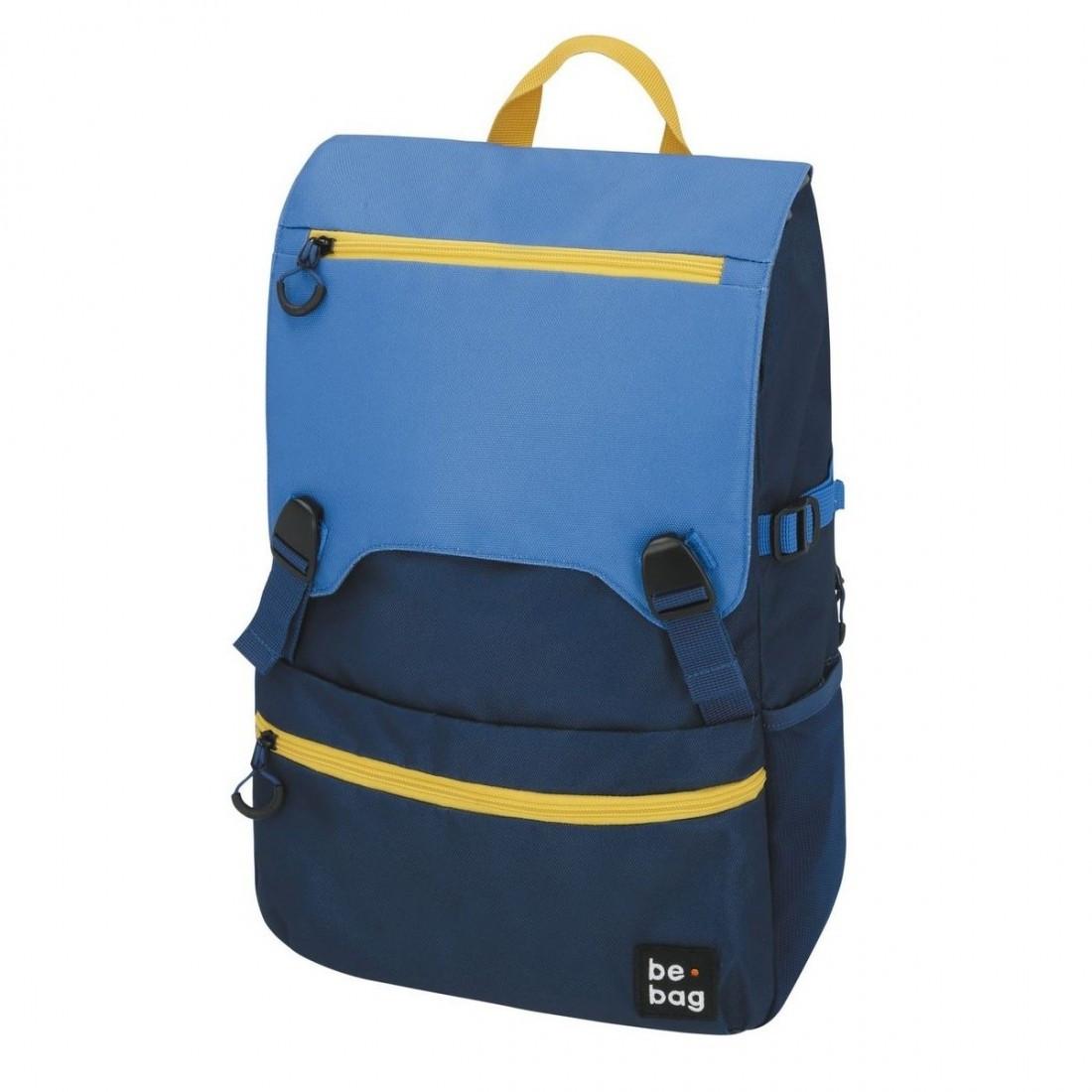 Рюкзак Herlitz be.bag be.smart Navy темно-синій