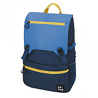 Рюкзак Herlitz be.bag be.smart Navy темно-синій, фото 1