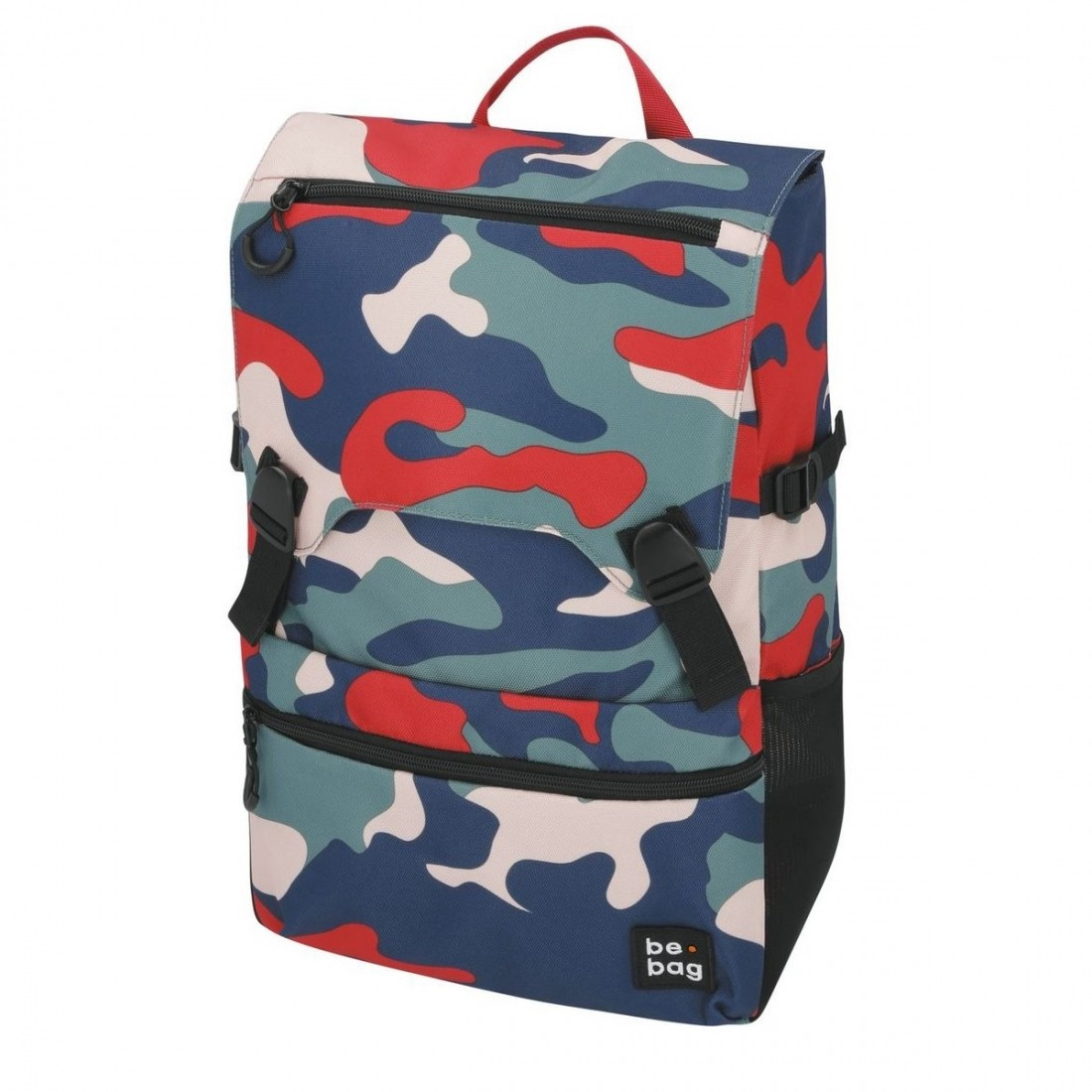 Рюкзак Herlitz be.bag be.smart Camouflage Fun камуфляж