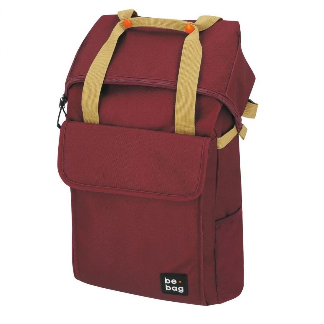 Рюкзак Herlitz be.bag be.flexible Ruby бордовий