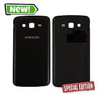 Задня кришка Samsung  G7102 Galaxy Grand 2 Duos (чорний)