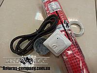 Тонкий електрический мат FLEX EHM - 175 / 20М / 10 М2 / 1750 ВТ + механический RTC 70.26