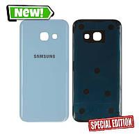 Задня кришка Samsung A320F Galaxy A3 (2017) blue