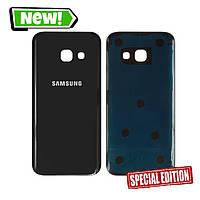 Задня кришка Samsung A320F Galaxy A3 (2017) black