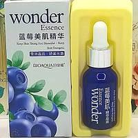 Сыворотка для лица с экстрактом черники и гиалуроновой кислотой