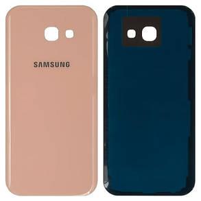 Задня кришка Samsung A520 Galaxy A5 (2017) pink, фото 2