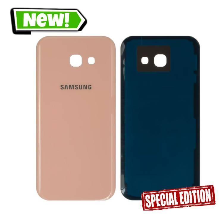 Задня кришка Samsung A520 Galaxy A5 (2017) pink