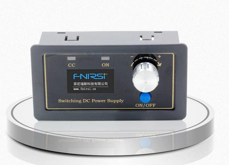 Контролер заряду АКБ від сонячних батарей Fnirsi CC CV 0,5-30V 4A