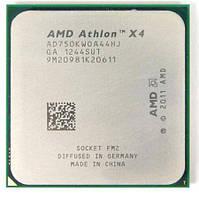 Процесор AMD Athlon II X4 750K 3.4 GHz (AD750KWOA44HJ / AD750KWOHJBOX) Socket FM2, 4 ядра, 100W