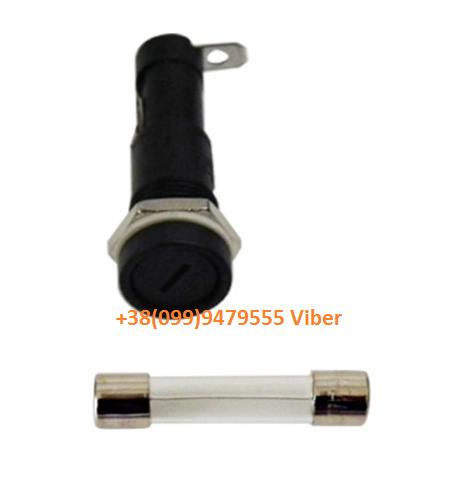 Тримач запобіжника в комплекті Sirman Softcooker Y09 GM5846050/GM5846055