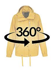 J - NELI переходная куртка с капюшоном
