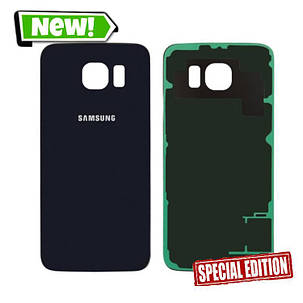 Задняя крышка Samsung G920 S6 Blue, фото 2