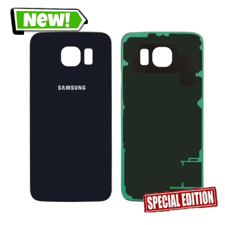 Задняя крышка Samsung G920 S6 Blue