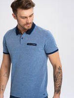 Мужская футболка поло Volcano T-Eric