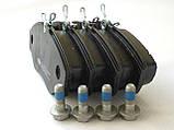 Тормозные колодки передние на Renault Trafic / Opel Vivaro (2001-2014) ICER (Испания) 141315701, фото 2