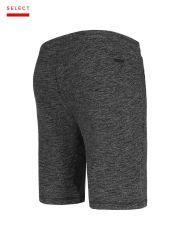 Хлопковые спортивные шорты с карманами на молнии N - SCOTT