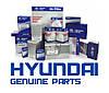 Накладка дверей задніх лівих / трикутник/ Hyundai,Mobis,832702W000