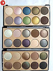 Палетка теней для век MERCI Diamond Eyeshadow матовые и перламутровые 10 цветов M-510 № 02 Серые/коричневые/фи, фото 5