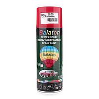 Краска Balaton 3020 красная 400мл