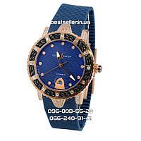 Часы Ulysse Nardin Lady Diver 40mm Gold/Blue. Replica AAA, фото 1