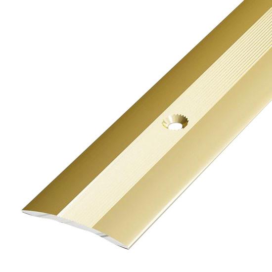 Алюминиевый профиль арт. 400 03 / золото 40х3х900 мм
