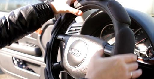 Чехлы на руль и пыльники рычага кпп