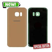Задня кришка Samsung G930 S7 gold