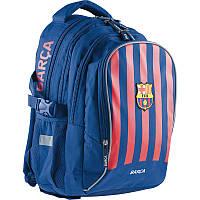 Рюкзак школьный Barcelona FC-262 Barca Fan 8 Kids 720 г 39х28х17 24 л, фото 1