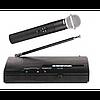 Радіосистема з ручним радіомікрофоном SM58 вокальний мікрофон Shure SH200, фото 2