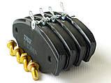 Тормозные колодки передние Renault Trafic / Opel Vivaro / Nissan Primastar (2001-2014) TRW (Германия) GDB1478, фото 2