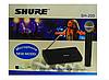 Радіосистема з ручним радіомікрофоном SM58 вокальний мікрофон Shure SH200, фото 3