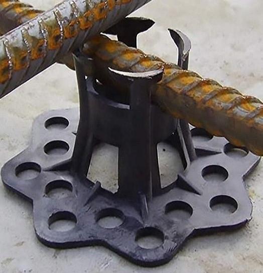 Фиксатор арматуры Настил 30-40 усиленный, упаковки по 200 шт.
