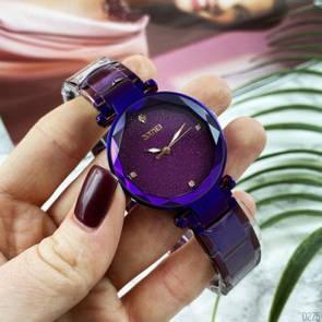 Жіночий годинник Skmei 9180 Violet