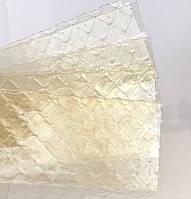 Листовой желатин 200Bloom Gold (ТМ Ewald Gelatine), 1 пластина=2 гр., фото 1