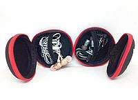 Навушники вакуумні з мікрофоном JBL E10-JBL в чохлі