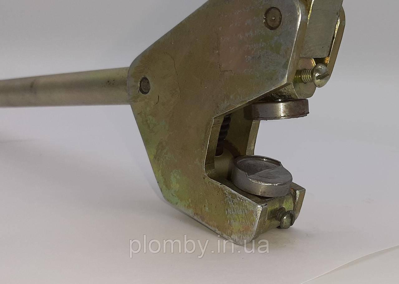 Пломбіратор ВАРТА 16 мм. Довжина ручок - 350 мм